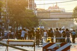 Myanmar khẳng định hoạt động của chính phủ sẽ sớm trở lại bình thường