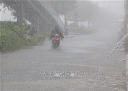 Khu vực từ Nghệ An đến Quảng Trị mưa to, đề phòng lũ quét, sạt lở đất