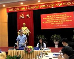 Kiểm tra, giám sát công tác chuẩn bị bầu cử tại Quảng Ngãi