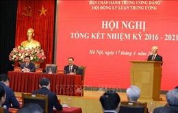 Toàn văn bài phát biểu của Tổng Bí thư Nguyễn Phú Trọng tại Hội nghị tổng kết Hội đồng Lý luận Trung ương
