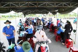 Trên 2.000 đoàn viên, thanh niên Cần Thơ tham gia trực chốt kiểm soát dịch