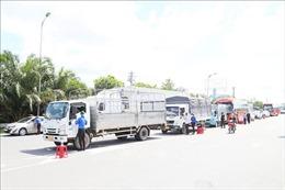 Cần Thơ tạm ngừng hoạt động vận tải đi và đến 39 tỉnh, thành phố 