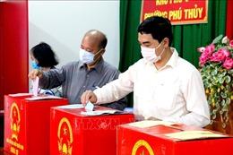 Bình Thuận bầu đủ số lượng đại biểu, đảm bảo cơ cấu thành phần