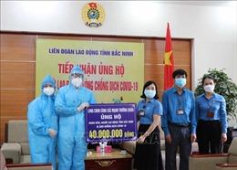 Hỗ trợ công nhân, người lao động tại Bắc Ninh bị ảnh hưởng của dịch COVID-19