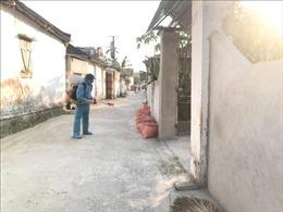Dỡ bỏ phong tỏa một số khu dân cư ở Thanh Hóa, Nam Định