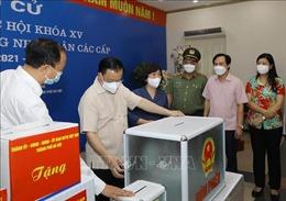 Bí thư Thành ủy Hà Nội: Vào cuộc với trách nhiệm cao hơn nữa để cuộc bầu cử thành công
