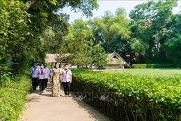 Quê hương Nghệ An tri ân, tưởng nhớ công lao to lớn của Chủ tịch Hồ Chí Minh