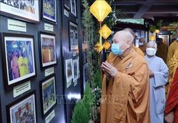 Triển lãm hình ảnh Phật sự chào mừng 40 năm Giáo hội Phật giáo Việt Nam