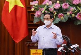 Thủ tướng yêu cầu Bộ Y tế tăng cường kiểm tra, chấn chỉnh phòng, chống dịch