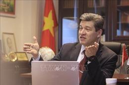 Giáo sư Nga: Bài viết của Tổng Bí thư Nguyễn Phú Trọng góp phần phát triển tư tưởng Hồ Chí Minh