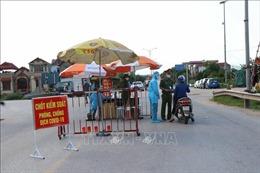Bắc Ninh: Tạm đình chỉ công tác Chủ tịch xã để xuất hiện chùm 17 ca mắc COVID-19