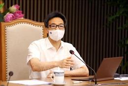 Phải kiểm soát bằng được các ổ dịch trong KCN ở Bắc Ninh, Bắc Giang