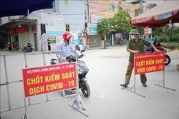 Làm rõ trách nhiệm của tổ chức, cá nhân để xảy ra ổ dịch COVID-19 ở KCN Vân Trung