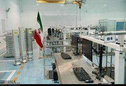 IAEA: Iran đã làm giàu urani ở mức tinh khiết 63%