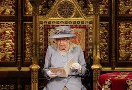 Nữ hoàng Anh Elizabeth II phát biểu trước Quốc hội
