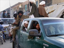 Taliban đánh chiếm cửa ngõ thủ đô Afghanistan
