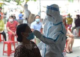 Hơn 1.000 mẫu xét nghiệm COVID-19 ở Đà Nẵng có kết quả âm tính lần 1
