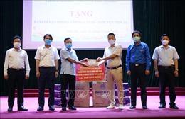Tuổi trẻ Bắc Ninh chung tay phòng, chống dịch COVID-19