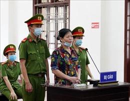 Hai mẹ con lĩnh án 16 năm tù về tội chống phá Nhà nước