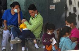 Mỹ, Mexico nhất trí tăng cường hợp tác về vấn đề di cư