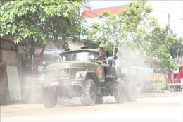 Hưng Yên: Phong tỏa, giãn cách một phường ở thị xã Mỹ Hào