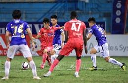 Hà Nội FC thắng đậm trên sân nhà, Hoàng Anh Gia Lai bị cầm hòa trên sân Pleiku