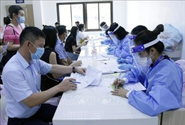 Số ca mắc COVID-19 tại Lào vượt mốc 1.000 ca