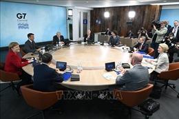 Hội nghị thượng đỉnh G7: Khởi động kế hoạch 'Xây dựng lại thế giới tốt đẹp hơn'