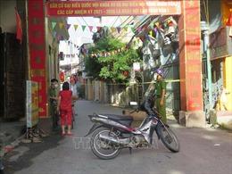 Phong tỏa, cách ly xã hội một phần phường Hà Huy Tập, thành phố Vinh