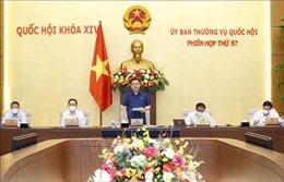 Ngày 12/7 khai mạc Phiên họp thứ 58 của Ủy ban Thường vụ Quốc hội khóa XIV