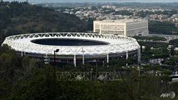 Rome thắt chặt an ninh khu vực sân Olimpico cho trận khai mạc EURO 2020
