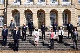 Anh tăng cường an ninh cho Hội nghị thượng đỉnh G7