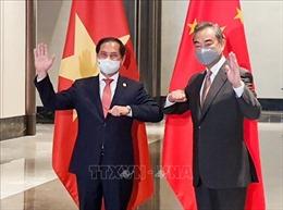 Bộ trưởng Ngoại giao Bùi Thanh Sơn hội đàm với Ủy viên Quốc vụ, Bộ trưởng Ngoại giao Trung Quốc Vương Nghị