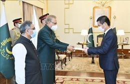 Việt Nam mong muốn thúc đẩy hơn nữa quan hệ hợp tác với Pakistan