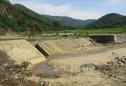 Đập thủy lợi, thủy điện Tén Tằn xuống cấp nghiêm trọng
