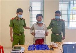 Điện Biên: Bắt giữ đối tượng mua bán trái phép ma túy tổng hợp