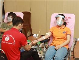 Nguồn máu dự trữ cạn kiệt, TP Hồ Chí Minh kêu gọi người dân hiến máu cứu người