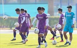 Vòng loại World Cup 2022: Đội tuyển Việt Nam đang có lợi thế