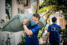 Tuổi trẻ TP Hồ Chí Minh xung kích trên tuyến đầu chống dịch COVID-19
