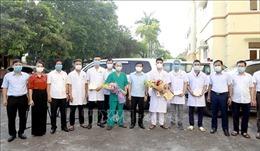 Vĩnh Phúc cử bác sĩ, nhân viên y tế hỗ trợ tỉnh Bắc Giang phòng, chống dịch