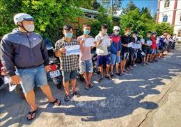 Kịp thời ngăn chặn 30 thanh niên tụ tập đua xe trái phép ở Cần Thơ