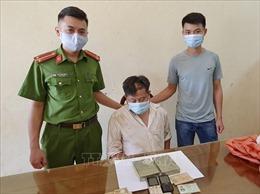 Điện Biên: Bắt giữ hai đối tượng mua bán trái phép 2 bánh heroin