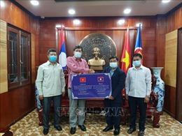 Lào hỗ trợ các địa phương Việt Nam phòng chống dịch COVID-19