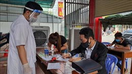 Bình Dương ghi nhận 7 công nhân dương tính SARS-CoV-2, phong tỏa Công ty House Ware