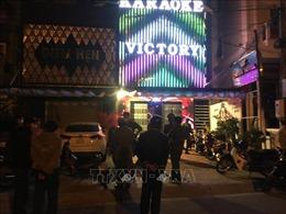 Thu hồi giấy phép kinh doanh 2 cơ sở karaoke vi phạm quy định phòng, chống dịch