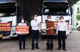 Tiếp nhận nghĩa tình chung tay cùng TP Hồ Chí Minh chống dịch