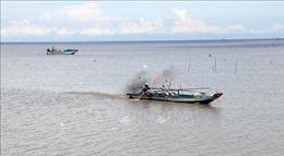 Kiên Giang mở đợt cao điểm kiểm tra hoạt động khai thác thủy sản