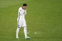 Sancho thừa nhận cảm giác đau đớn sau trận chung kết EURO 2020