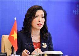 Lập trường của Việt Nam về giải quyết tranh chấp liên quan ở Biển Đông là rõ ràng và nhất quán