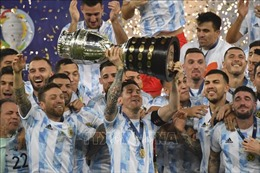 Copa America 2021: Hồi kết đẹp cho Lionel Messi